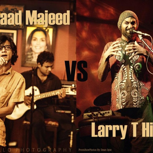 Larry T Hill Vs *imaad majeed (Battle Rap)