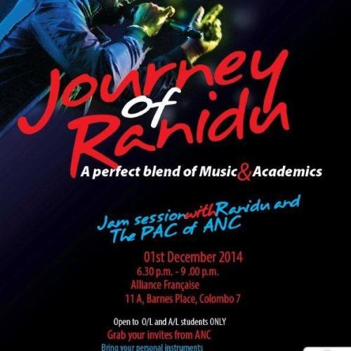 Journey Of Ranidu
