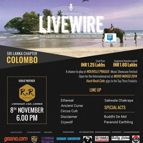 Congratz To Sakwala Chakraya: Winners Of LIVEWire Sri Lanka!
