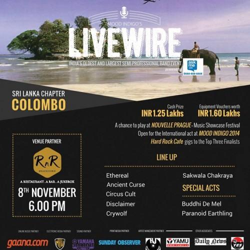 Congratz To Sakwala Chakraya: Winners Of LIVEWire Sri Lanka!