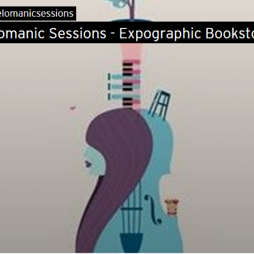 Melomanic Sessions – Expographic Bookstore