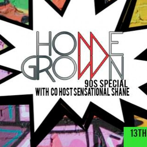 The 90s Home Grown Special