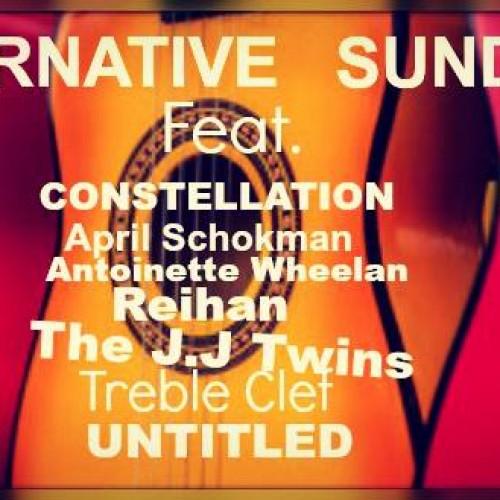 Alternative Sunday: December Edition