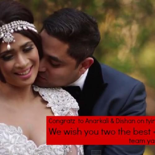Anarkali Akarsha's Wedding Video