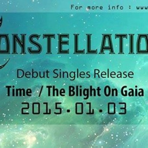 Constellation Announces A Release Date For Their Single: The Blight Of Gaia