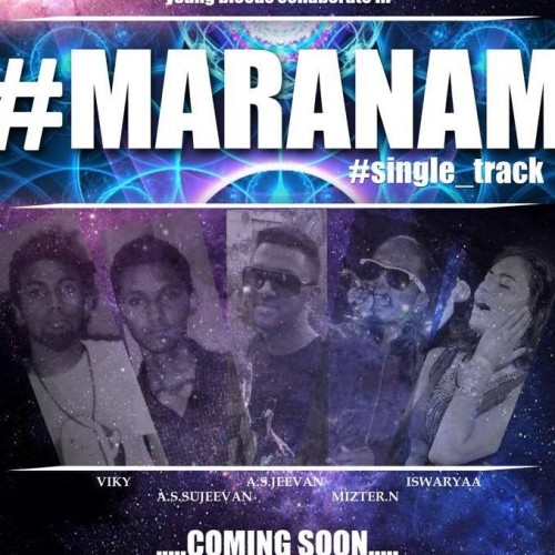 Mizter .N & Iswaryaa ft. Urai Isai Rec – Maranam