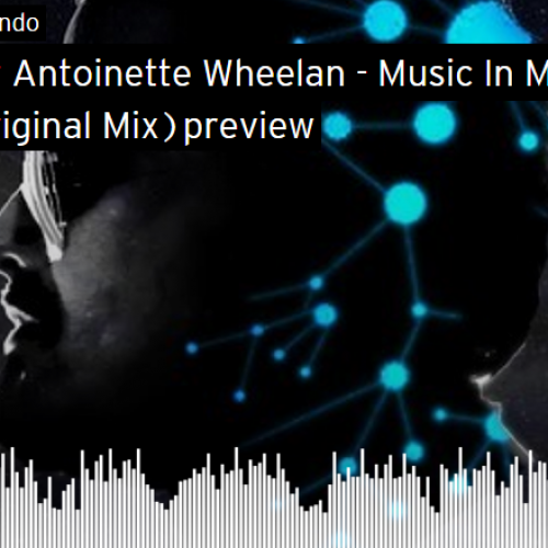 Nisho Ft Antoinette Wheelan – Music In My Soul (Original Mix) preview