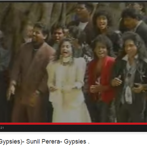 The Gypsies – Our Land