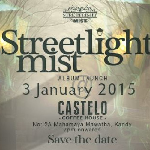 StreetLight Mist Announces Their Album Launch Deets
