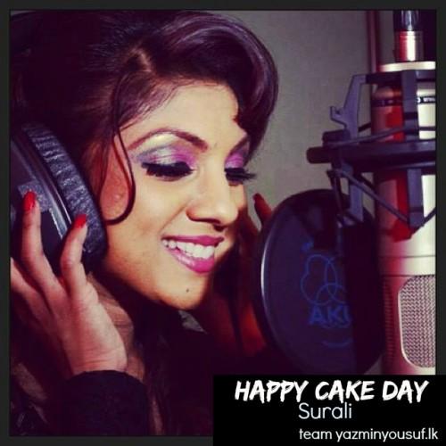 Happy Cake Day Surali!