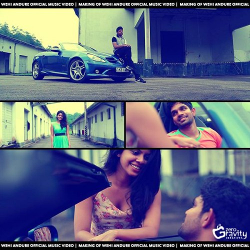 "The Sneak Peek To ""Wahi Andure"" The Video Is Here"
