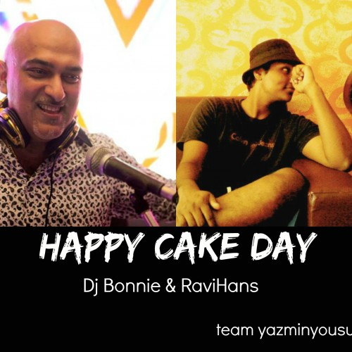 Happy Cake Day To Bonnie & RaviHans
