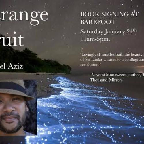 Afdhel Aziz : Strange Fruit Book Signing