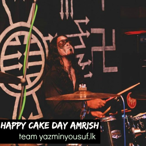 Happy Cake Day Amrish