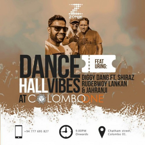 DanceHall Vibes @ Colombo One