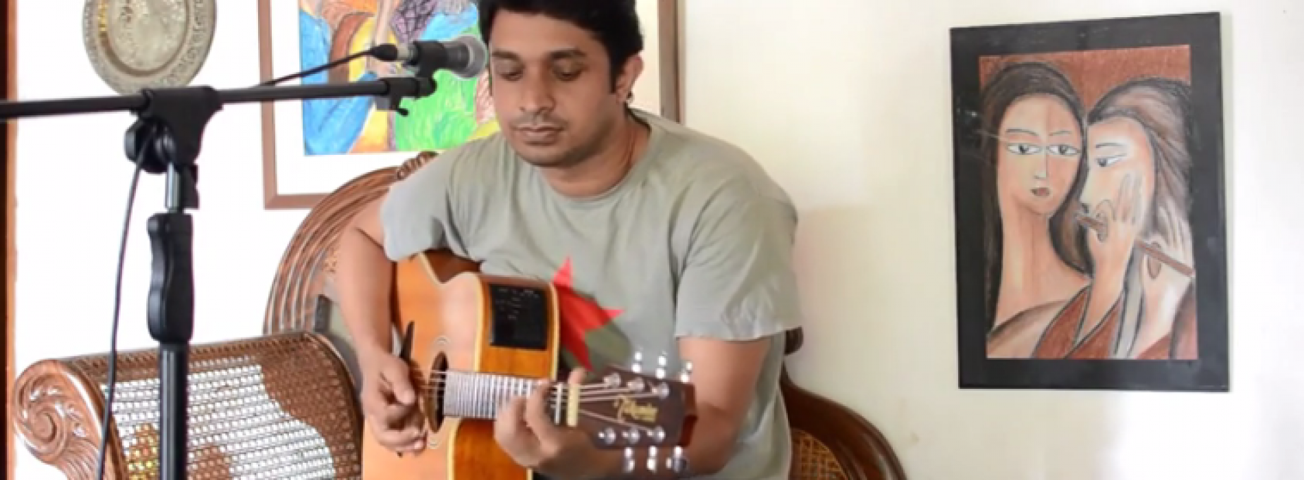 Dilan Jayakody – Thinking Out Loud (cover)