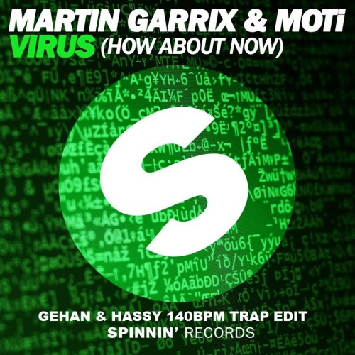 Gehan & Hassy – Virus (How About Now) (140BPM Trap Edit)