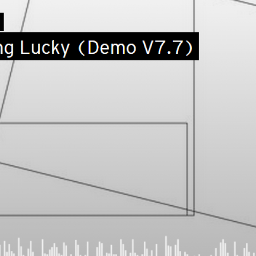 Imaad Majeed – I'm Feeling Lucky (Demo V7.7)