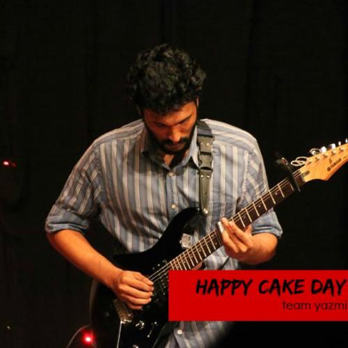 Happy Cake Day Mario