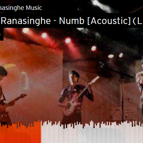 Supun Ranasinghe – Numb [Acoustic]