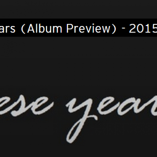 Asela Perera – These Years (Album Preview)