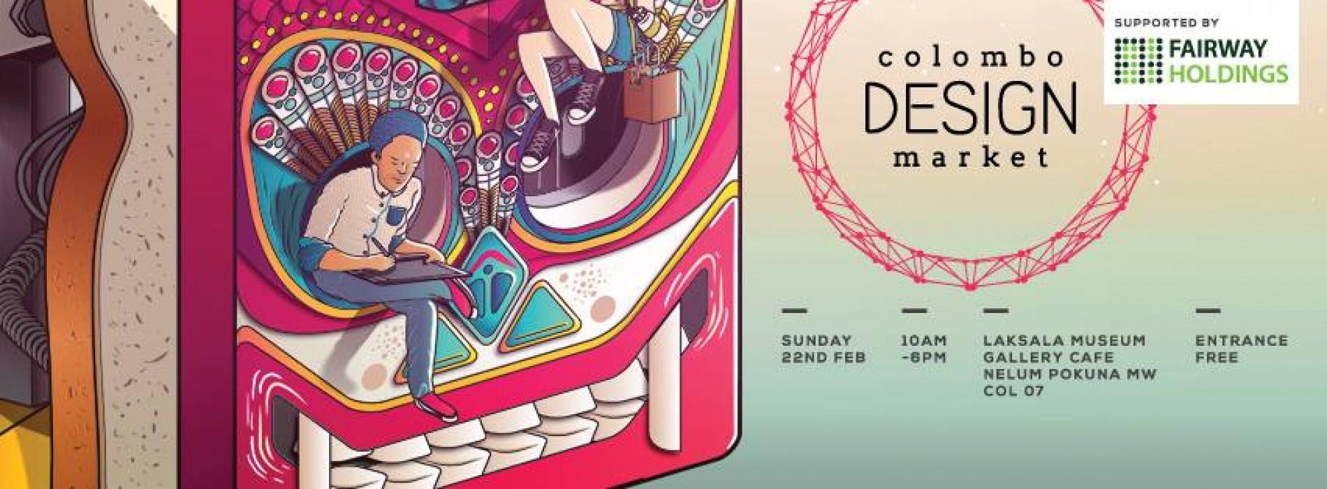 Colombo Design Market – February Edition