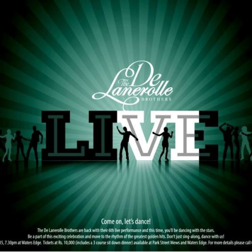 The De Lanerolle Brothers – ‎LIVE VI
