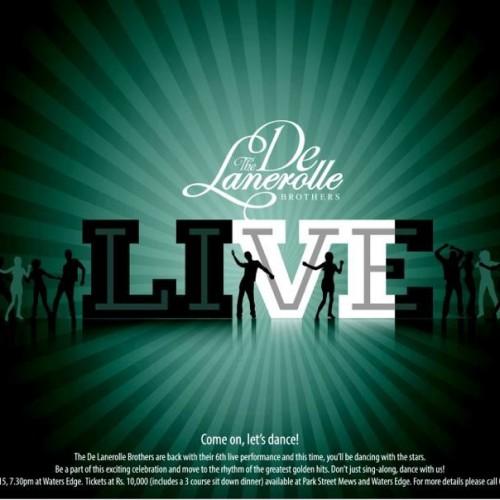 The De Lanerolle Brothers – LIVE VI