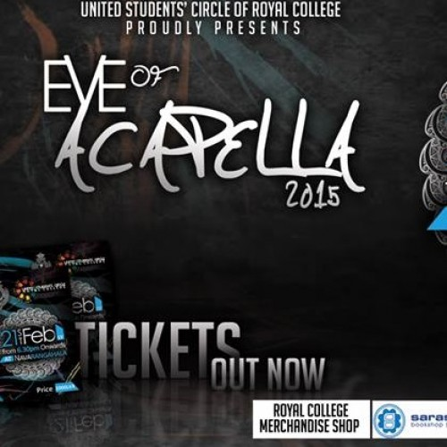 Eve of Acapella 2015