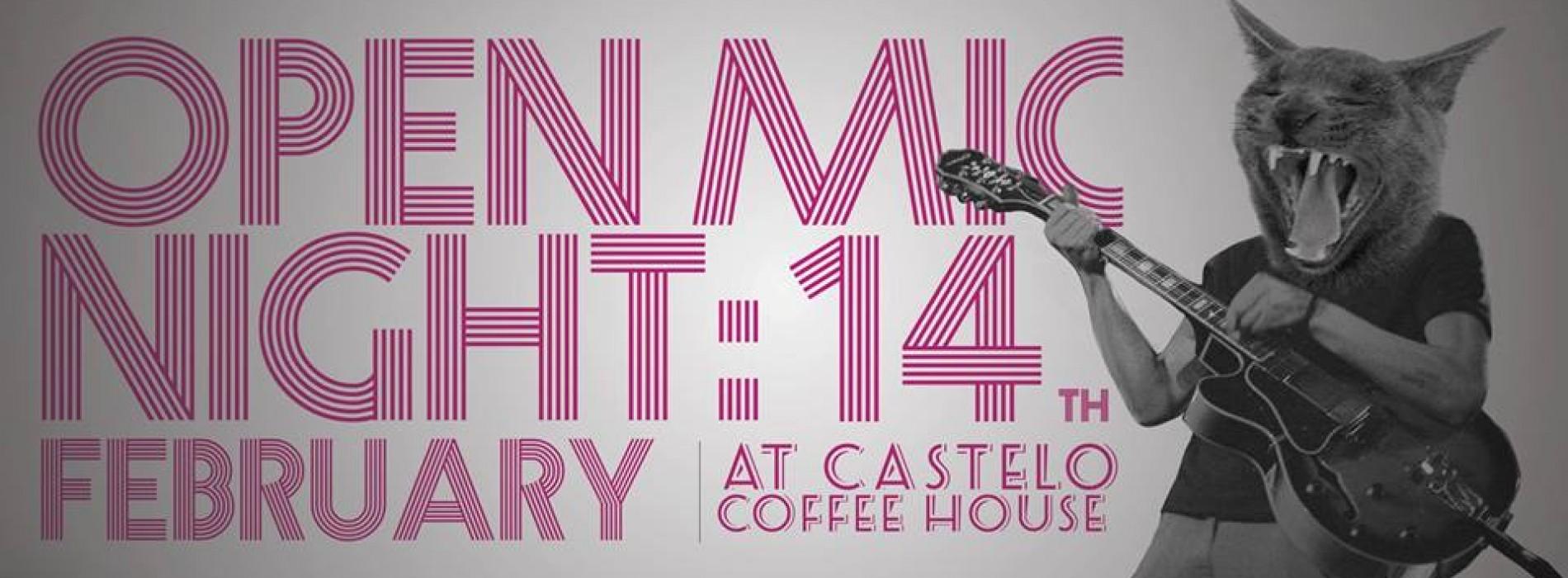 Castello Kandy: Open Mic Night