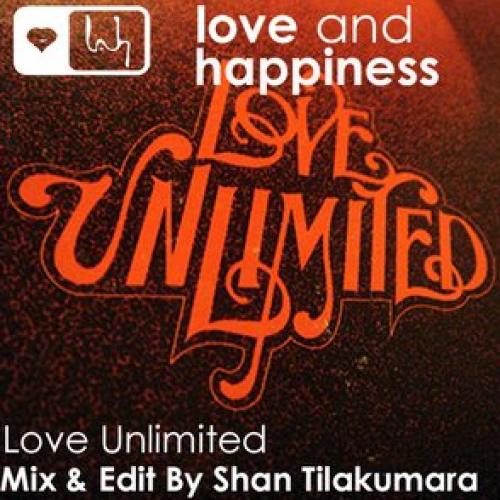 Shan Tilakumara: Love Unlimited