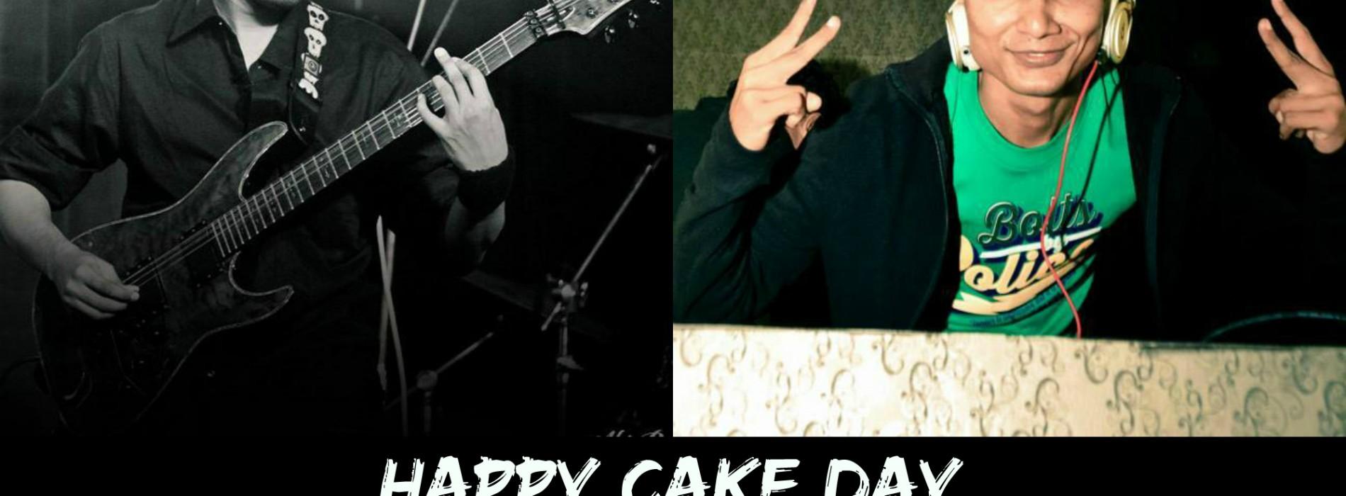 Happy Cake Day To Dinuka & Kush