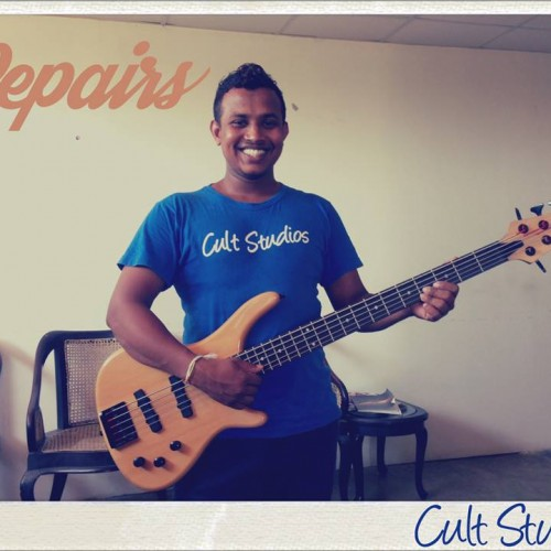 Want Your Guitar Repaired? Go To Cult Studio This Friday!