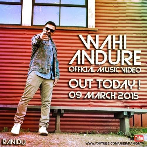 Ranidu Ft.FADI ||KLINKO – Wahi Andure ( Official Music Video )