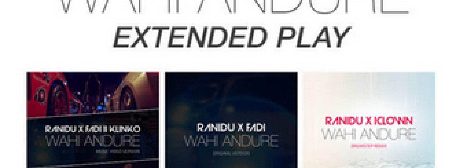 Ranidu: Wahi Andure (The EP)