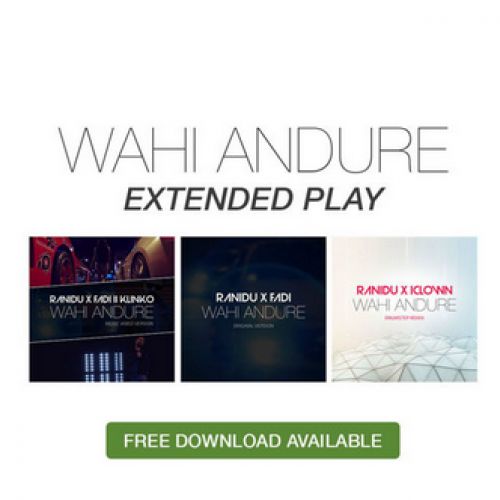 Ranidu: Wahi Andure (The EP)