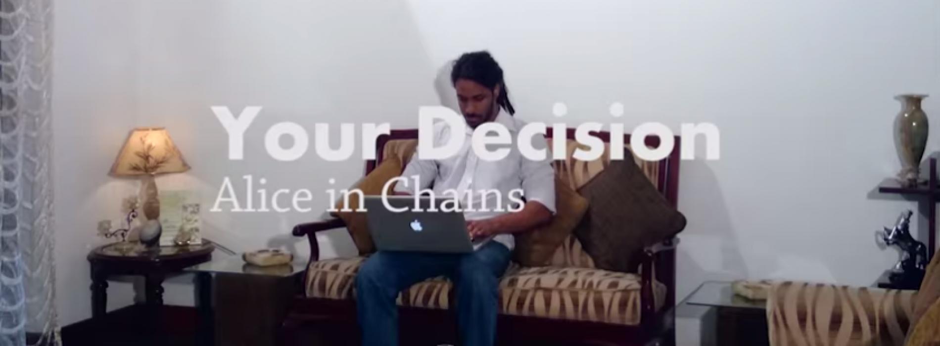 Tantrum – Your Decision (Cover)
