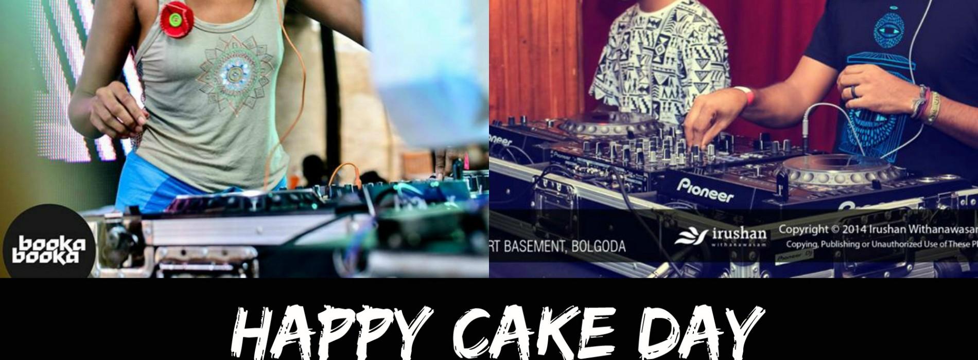 Happy Cake Day To Sunara & Nizl