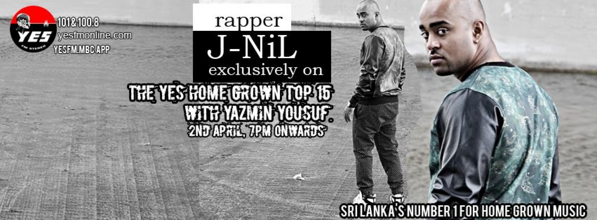 J-NiL On The YES Home Grown Top 15