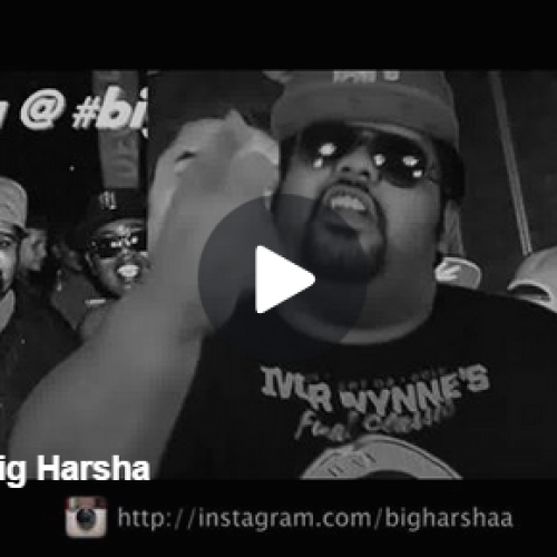 Big Harsha: Pimma (MixTape)