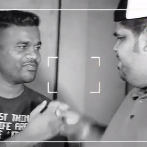 Sri Rap Parapura (ශ්රී රැප් පරපුර ) Episode 01 – Fill-T