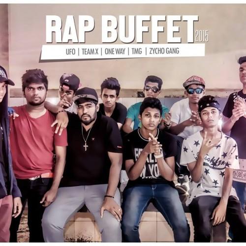 LocoHooD Present : RapBuffet 2015