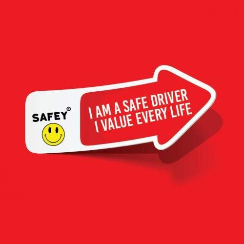 "Infaas Is An Artist For The ""I'm A Safe Driver"" Campaign"