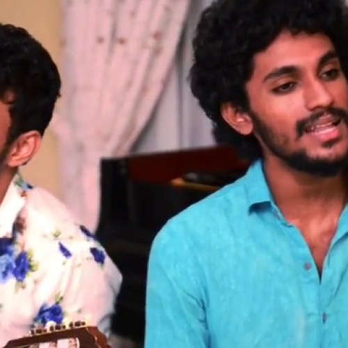 Sajitha Anthony & Nadeemal Perera