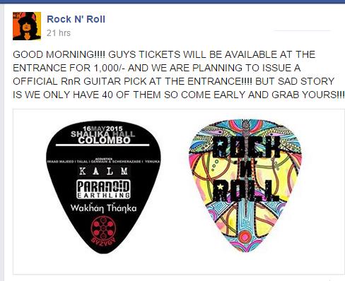 rock n roll picks