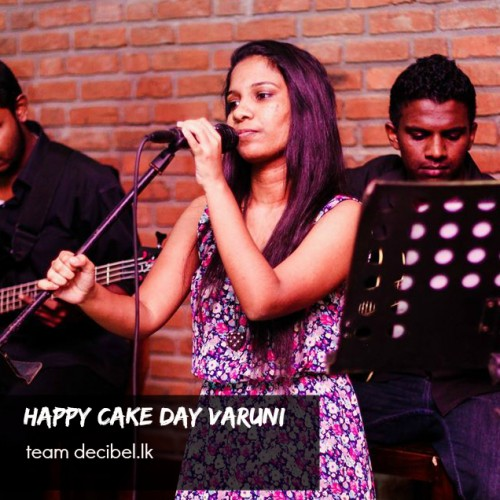 Happy Cake Day Varuni!