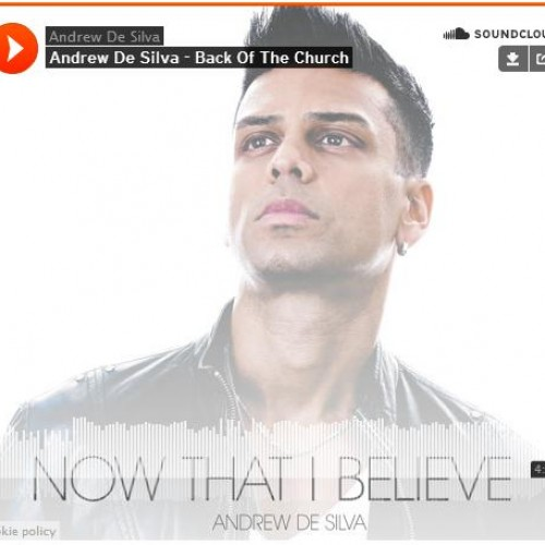 Andrew De Silva – Back Of The Church