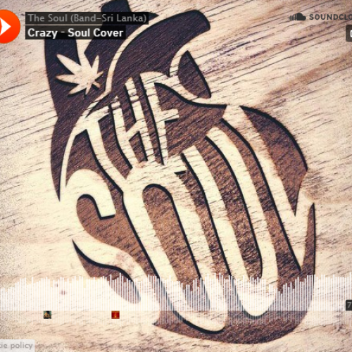 The Soul Band – Crazy (cover)