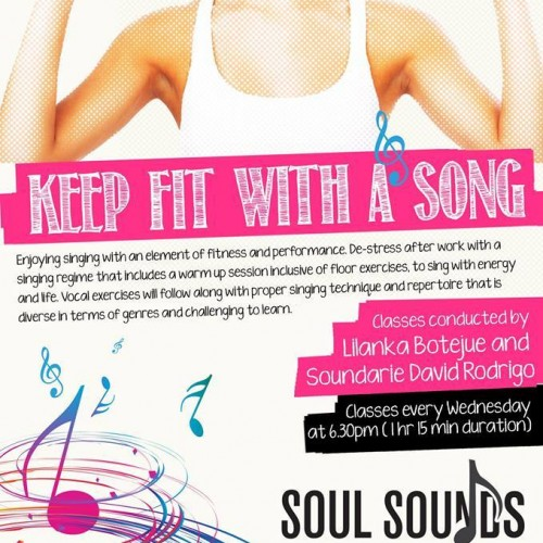 Soul Sounds Offer A Pretty Neat Fitness Solution And It's Not What You Think =)