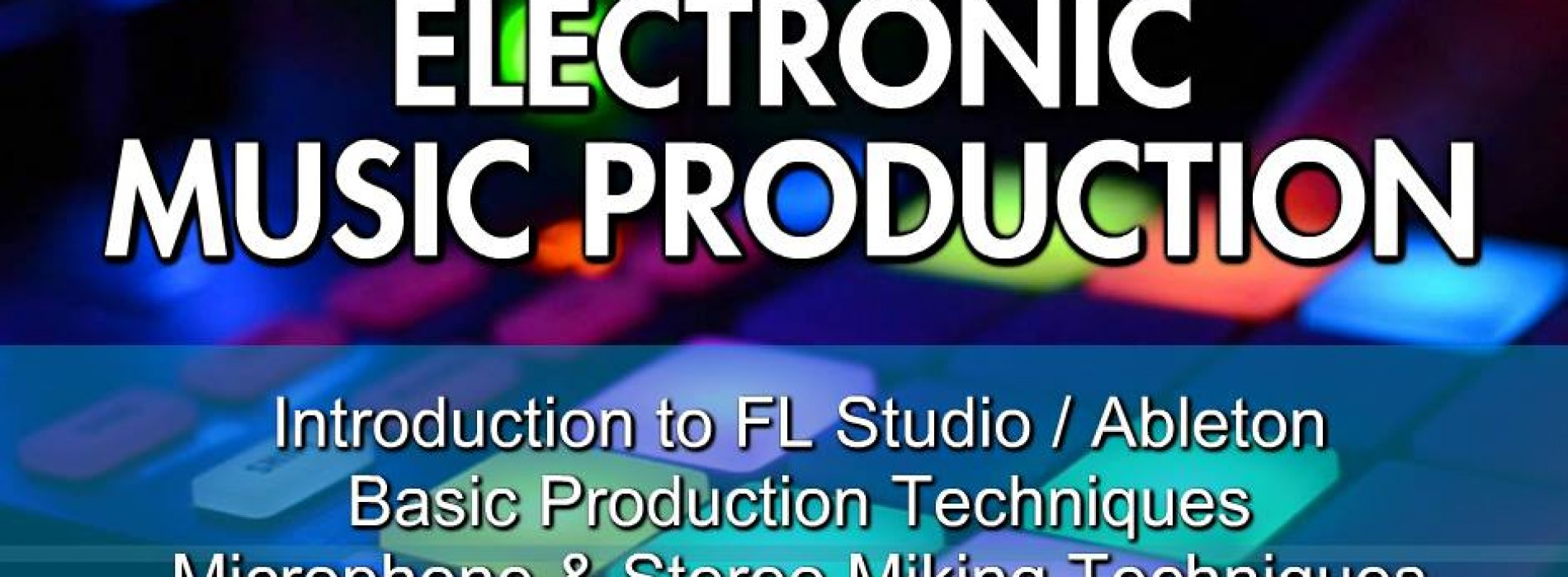 Dig Electronic Music Productions?
